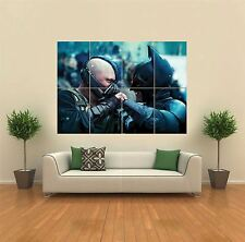 THE DARK KNIGHT RISES BATMAN BANE GIANT ART PRINT POSTER PICTURE WALL G1203