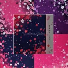 60pcs Sakura Cherry Blossom Double Sided Chiyogami JAPANESE ORIGAMI PAPER 15cm