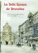 La Belle Epoque de Bruxelles | Jean d'Osta & David Aranda | 1979