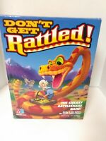 Don't Get Rattled Game by Milton Bradley with box and Complete Fast Shipping