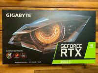 GIGABYTE GeForce RTX 3060 Ti GAMING OC 8GB GDDR6 Graphics Card NEW FREE SHIPPING