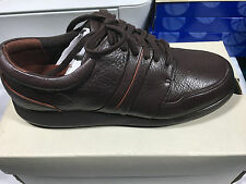 WOMEN WALKING SHOES HUSH PUPPIES ACHIEVE BROWN  NEW IN THE BOX SIZE 5 LEATHER