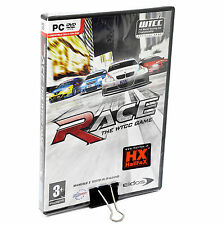RACE THE WTCC OFFICIAL GAME PC ITALIANO FIA WORLD TOURING CAR CHAMPIONSHIP nuovo