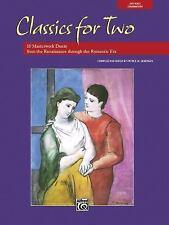 CLASSICS FOR TWO - LIEBERGEN, PATRICK M. (COM) - NEW PAPERBACK BOOK