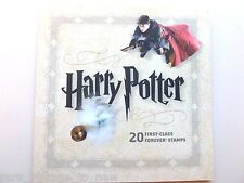 NEW Harry Potter US Postal Book of Forever Stamps Limited Edition Collector USPS