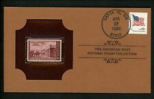 Commemorative Cover American West #944 3c Santa Fe Kearny Expedition 1946