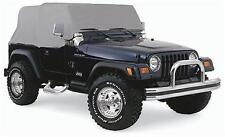Jeep Wrangler TJ Water Resistant Cab Cover With Door Flaps 1992-06 Spice 1067