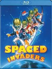 Spaced Invaders (Blu-ray, 2015, WS) DON'T BUY FROM AUTO 1 CENT UNDER ME   NEW