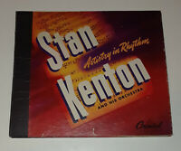 Stan Kenton His Orchestra Artistry in Rhythm Capitol Book set of 4 Big Band