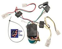 Tekonsha Trailer Hitch Wiring Tow Harness For Toyota Sienna 2007 2008 2009 2010