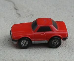 Micro Machines Galoob Mercedes-Benz Coupe Red