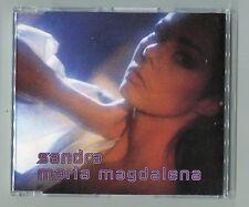 Sandra cd-maxi MARIA MAGDALENA © 1985/93 - 665 629 - M. CRETU - EU-3-Track-CD