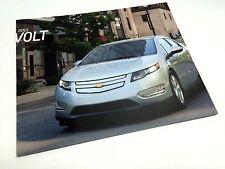 2013 Chevrolet Volt Brochure