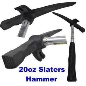 20oz Slaters Hammer Nail Puller Remover Roofer Roofing Slate Tiles Construction