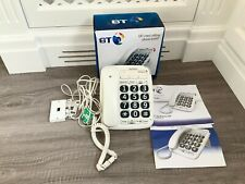 BT BIG BUTTON 200 CORDED TELEPHONE 200 USED BUT ONLY FOR SHORT TIME
