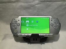 Sony PSP 2001 Handheld System w/ wall charger & 128gb Memory Card Top EMULATORS.