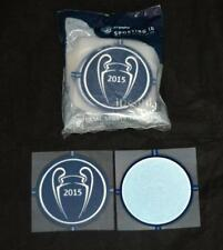 Barcelona 2015 Champions League Winner Football Shirt Patch/Badge Sporting ID