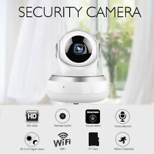 Home Security WiFi IP Camera Spy Surveillance System Wireless Video Night Vision