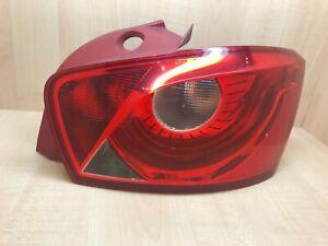 SEAT IBIZA RHD 2010 6J4945096C 6J4945112B REAR RIGHT TAILGATE LIGHT LAMP