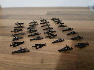 30x 00 gauge NEM couplings