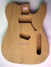 Eden Standard Series Alder Body for Telecaster Guitar Natural