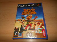ASTERIX AT THE OLYMPIC GAMES PLAYSTATION 2 PS2 NEW FACTORY SEALED