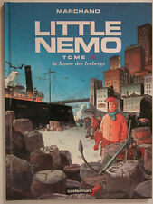 LITTLE NEMO  ** TOME 2 LE MAUVAIS ROI ** REED  NEUF MARCHAND