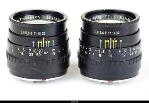 Lens Schneider Kreuznach  Tele Xenar 3.8/75mm for Cmera Robot Royal