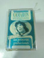 Camaron de la Isla Paco de Lucia Primeras Grabaciones - Cinta Cassette Nueva 2T