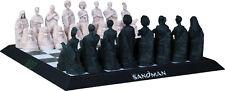THE SANDMAN ~ Cold-Cast Porcelain Chess Set (DC Comics) #NEW
