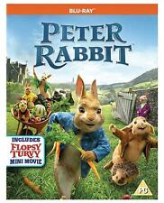 Peter Rabbit Blu-ray Digital Download 2018 for 23rd July Release
