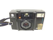 Minolta AF-S Compact Autofocus Camera w/ Bag *For Parts/ Not Working* #331