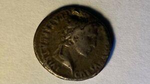 Roman silver Denarius of Augustus