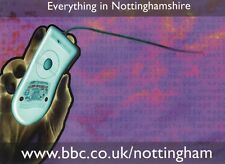 BBC Nottingham Promotional Postcard