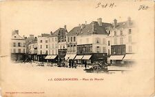 CPA Coulommiers - Place du Marche (472279)