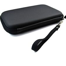 "Black 7"" 7 Inch Hard GPS Carrying Pouch Cover Case for 7"" Garmin 2797lmt"
