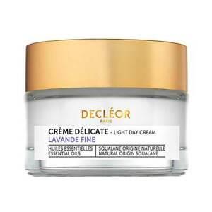 Decleor Lavender Fine Light Day Cream 50ml Unbox
