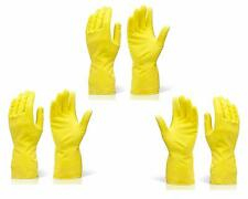 Reusable Hand Gloves Free Size for Washing, Cleaning Kitchen, Gardening Pair of