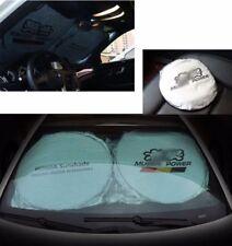 Front Rear Car Window Foldable Sun Shade Shield Cover Visor UV Block For Honda