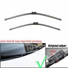 "For Audi A6 Quattro A6 2012-2018 26""+21"" Windshield window Wiper blades Set of 2"