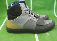 NEW Creative Recreation Men's Lace up Fashion SNEAKERS Cesario X Smoke Size 11
