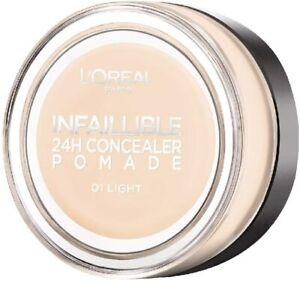 Loreal Infallible 24hr Pomade Concealer 01 LIGHT