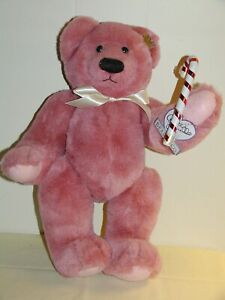 Vintage Annette Funicello Carol Bear Ltd Edition Jointed 14in c1990s w/Box
