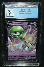 Pokemon Gardevoir V - Champion's Path 16/73 (CGC Mint 9) 2020