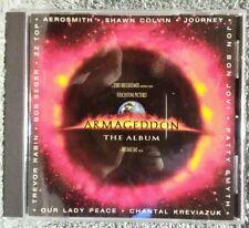 Armageddon The Album 1998 Cd (a34) Rock Pop
