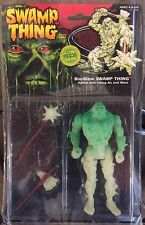 1990 SWAMP THING -BIO GLOW. MISP AFA READY HIGH GRADE. WELL CARED FOR KENNER