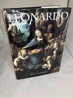 Costantino, Maria; Leonardo Da Vinci LEONARDO  1st Edition 2nd Printing HC/DJ