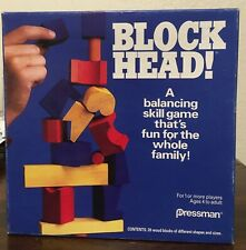 Balancing Game - YOU BLOCKHEAD! (Not Charlie Brown & Lucy)