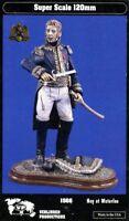 Verlinden 120mm 1:16 Ney at Waterloo Resin Figure Model Kit #1566