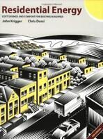Residential Energy  - by Krigger